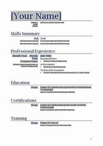free printable blank resume forms 792 http topresume With printable resume outline