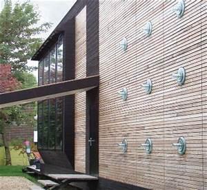 Extension Maison Préfabriquée : extension de maison ossature bois extension sur jardin avec toiture terrasse 5 ~ Melissatoandfro.com Idées de Décoration