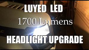 Luyed Led 1700 Lumens 1156 Lights Headlights Upgrade For