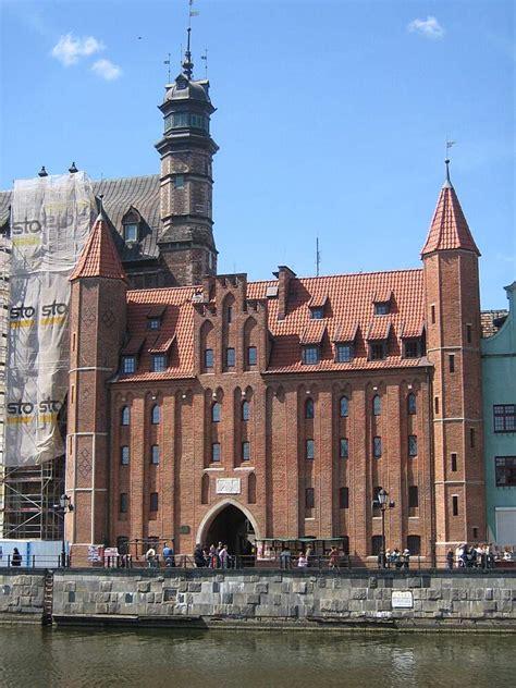 Brama Mariacka - Gdańsk - atrakcje turystyczne - Tropter.com