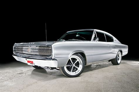 1967 Dodge Charger Cars Coupe Silver Wallpaper 2048x1360