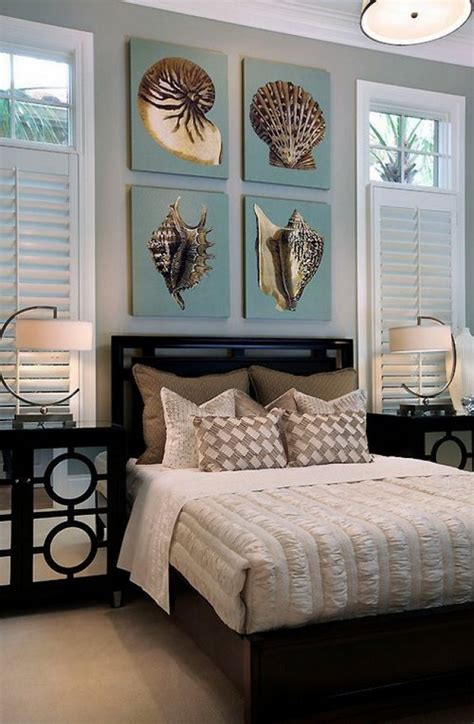 Beach Bedroom Decorating Ideas, Wonderful Beachy Bedroom