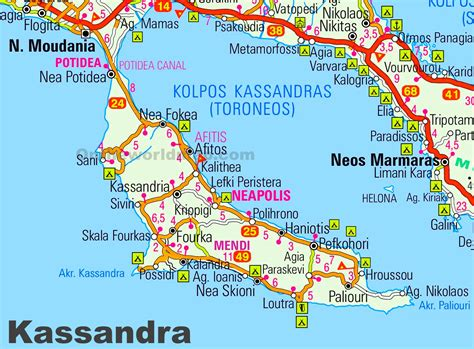 kassandra road map