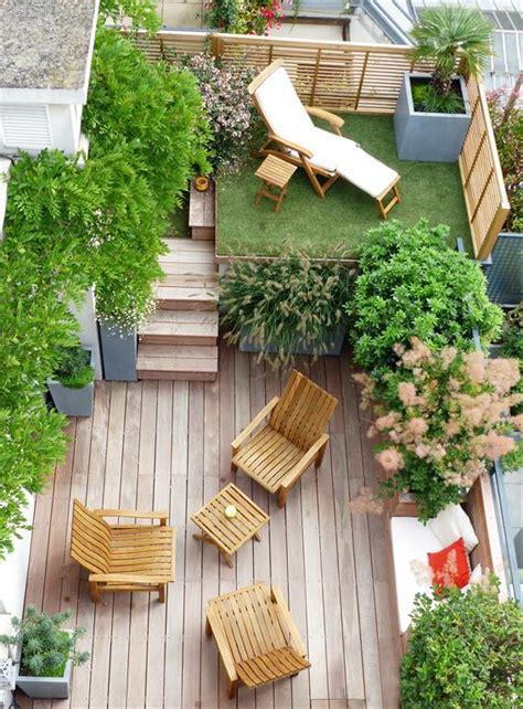 idee deco jardin terrasse idee de deco