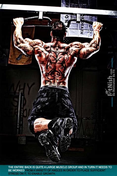 5 Tips For A Thicker And Wider Back | Monster Back Workout ...