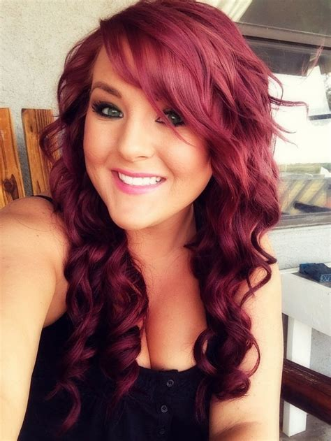 Red And Purple Hair Sallys Ion Color Brilliance Shade
