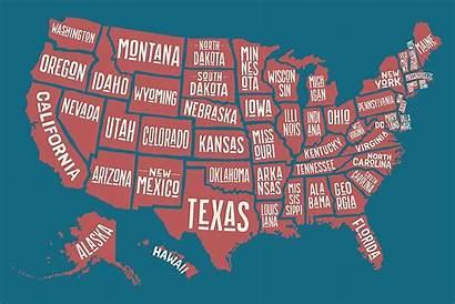 Landlocked States United