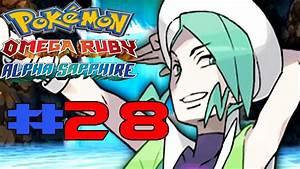 Pokémon Omega Ruby and Alpha Sapphire - Walkthrough Part ...