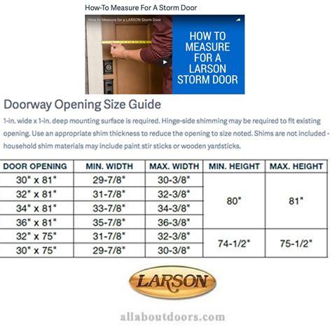 screen door sizes best screen door sizes in amazing home decoration idea p40