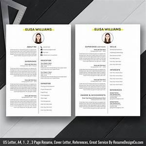 Resume Template Word Download 2019  Simple Cv Template