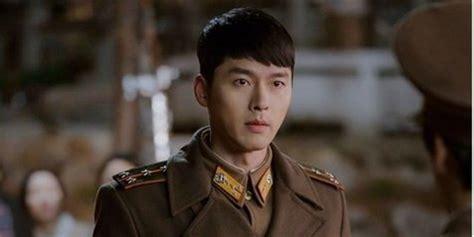 bukan  valentine  februari  ulang  kapten ri jung hyuk crash landing