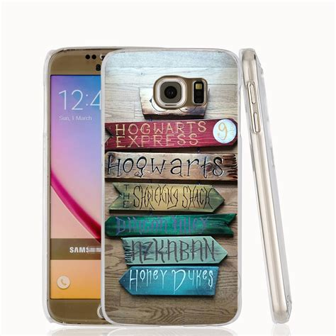 09286 marauders map harry potter deathly hallow qoutes cell phone cover for samsung galaxy