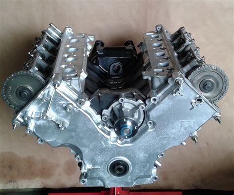 4 6 Liter Sohc Engine Diagram by Rebuilt 97 Thru 98 Ford F150 Vin W 4 6l V8 Sohc