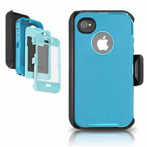 OtterBox iPhone 4 / 4S Defender Series Case & Holster ...