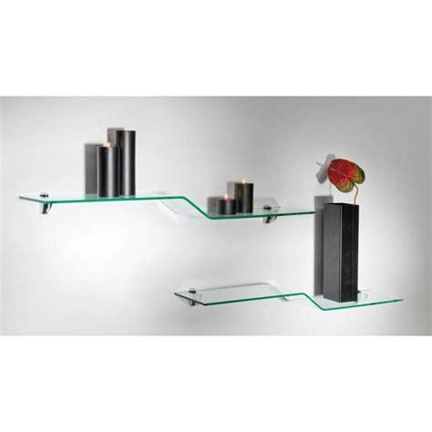 etagere en verre pour cuisine etagère niveau en verre trempé transparent noir ou opaque