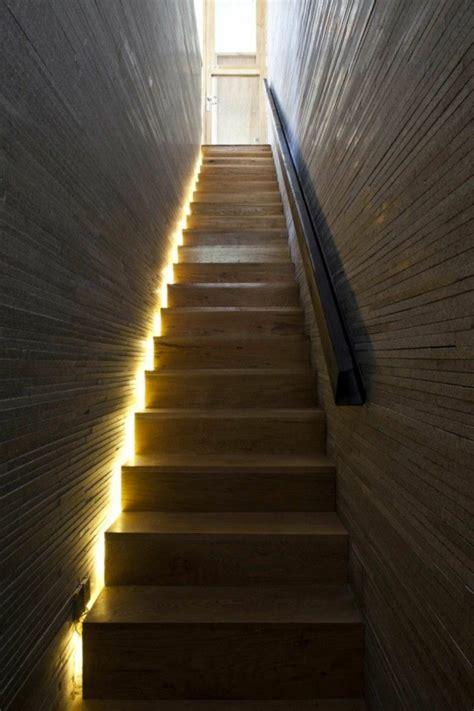 moderne schicke treppen beleuchtung archzinenet