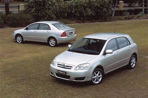 toyota corolla 2005 used toyota corolla review 2001 2007 carsguide