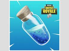 Fortnite Battle Royale New Items Small Shield Potion