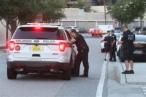 Orlando police identify suspect in officer's shooting as ...