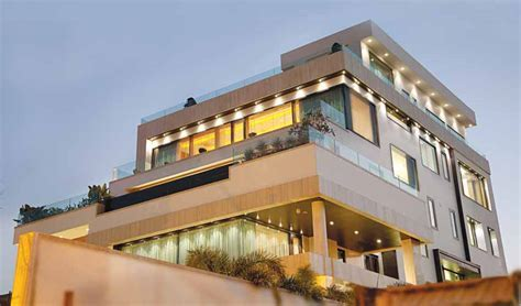 Contemporary Villa, Hyderabad