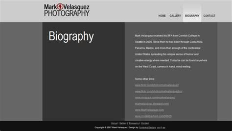 photographers   pages