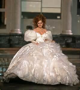 Amy Adams Enchanted Dress