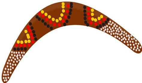 Clipart - Boomerang