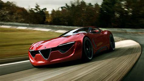 alfa build   supercar top gear