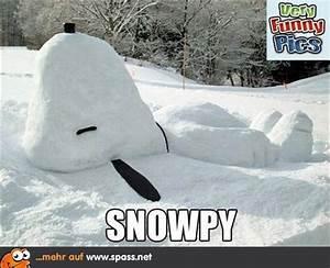 Sprüche Winter Schnee : schnee snoopy lustige bilder auf ~ Watch28wear.com Haus und Dekorationen