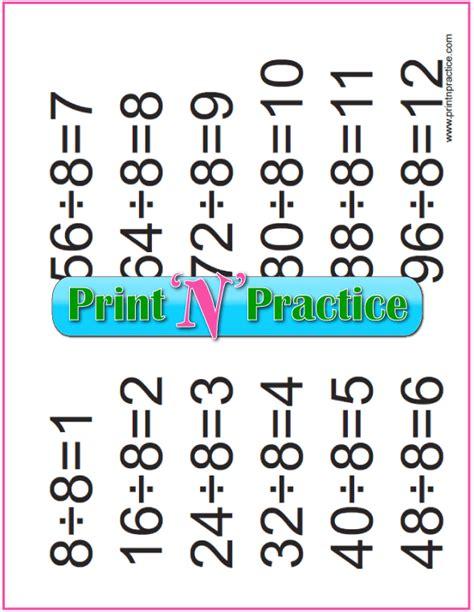 grade division worksheets customize  print