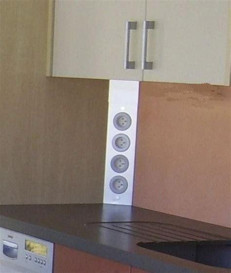 bloc 4 prises cuisine les blocs prises cuisines laurent