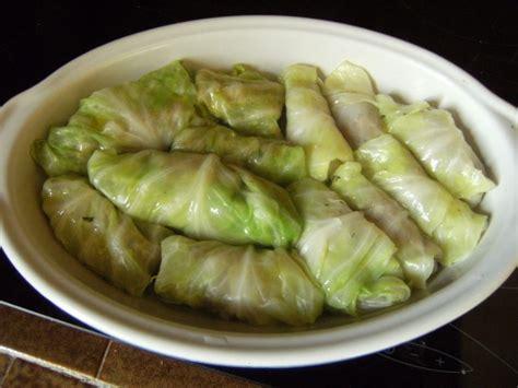 cuisiner le chou blanc en salade chou pointu farçi recette