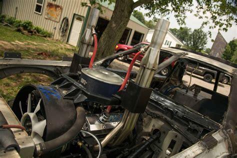 family sport logan duvalls demolition derby car