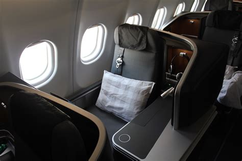 10 seat dining review sas a330 business class los angeles to stockholm