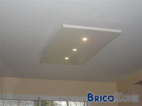 plafond pour percevoir l apl spots dans plafond suspendu