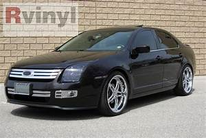 2006 Ford Fusion : pro precut smoke headlight tint film kit ford fusion 2006 2009 ~ Farleysfitness.com Idées de Décoration