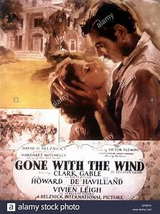 VIVIEN LEIGH & CLARK GABLE POSTER GONE WITH THE WIND (1939 ...
