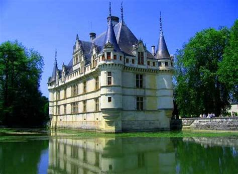azay le rideau map of azay le rideau 37190