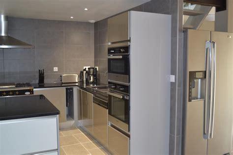 cuisine avec frigo americain cuisine avec frigo americain maison collection avec frigo