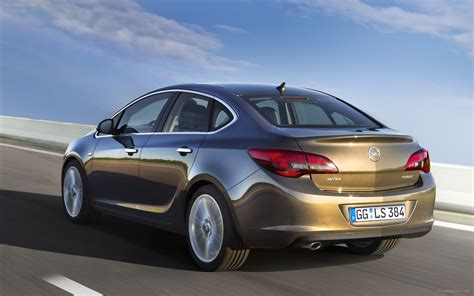 Opel Astra Sedan by Opel Astra Sedan 2013 Widescreen Car Picture 01 Of