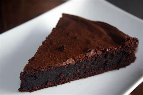 fondant au chocolat la table a dessert
