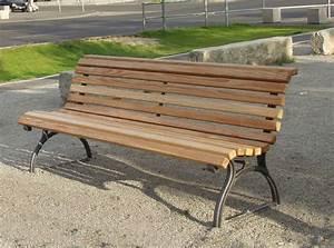 Parkbank Mit Tisch : parkbank gb1g mit armlehnen l michow und sohn gmbh ~ Markanthonyermac.com Haus und Dekorationen