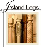 kitchen island legs unfinished kitchen island legs corbels table legs furniture