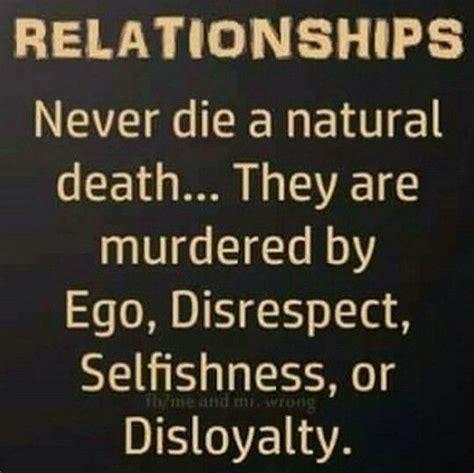 Disloyal Relationship Quotes