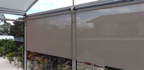 patio roller shades outdoor roller blinds mesh cafe blinds cafe curtains