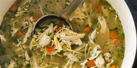 Kitchen Recipes by Fashioned Chicken Noodle Soup Today