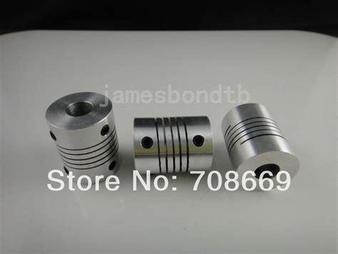 dr mm  mm cnc flexible coupling shaft coupler encode connector od   shaft couplings