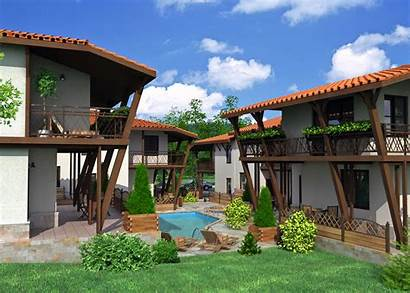 Village Bulgarian Villages Properties Traditional Bad Renovated