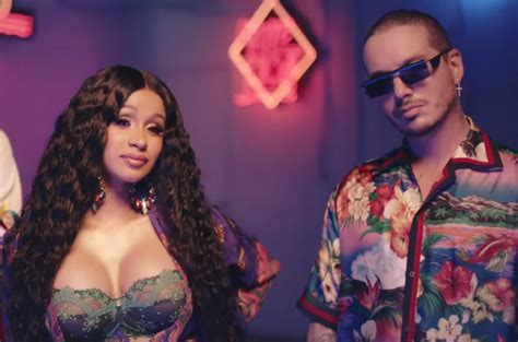 Cardi B, Bad Bunny & J Balvin Fly To The Islands In 'i