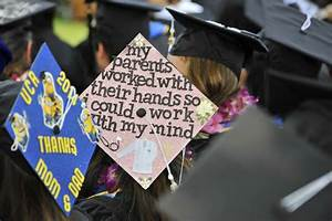 Inside Ucr  10 Most Inspiring Mortarboards From